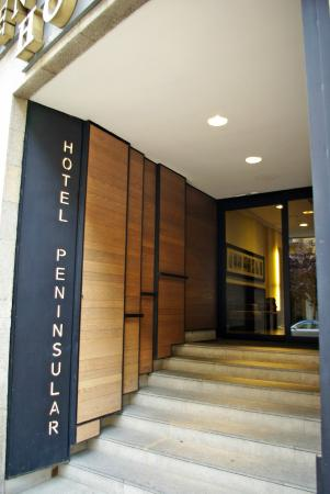 Photo of Hotel Peninsular Girona