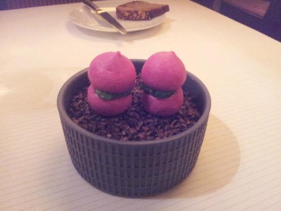 Le Restaurant Amsterdam : verrassing