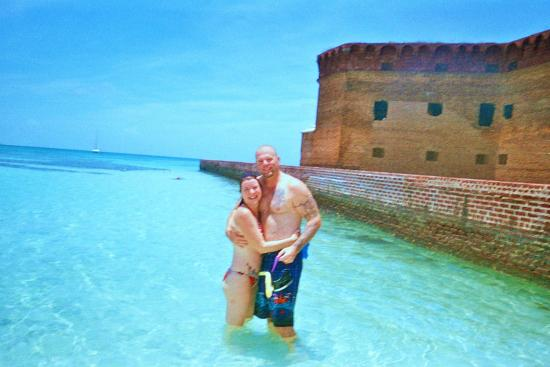 Dry Tortugas National Park: Isn't love grand