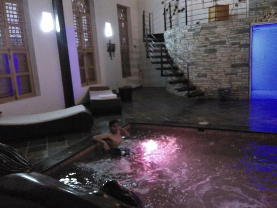Casa de Leda - a Kali Hotel: En la piscina