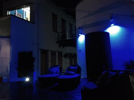 Casa de Leda - a Kali Hotel: terraza
