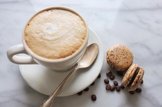Buona Terra : Espresso Macchiato & Espresso Macarons - Locally Roasted by La Terza