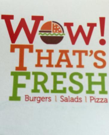 Wow! Fresh & Fast