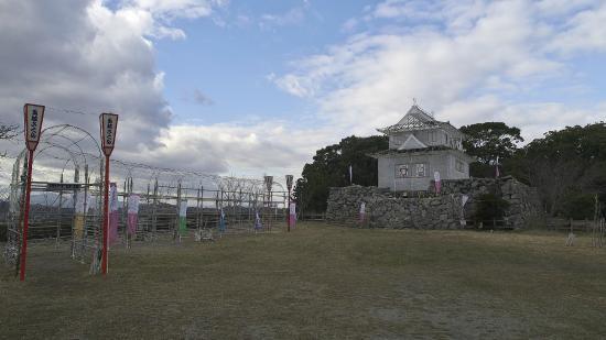 Tamaru Castle Ruin
