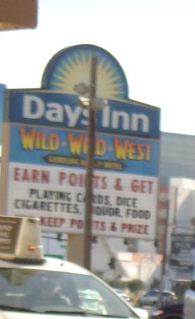 Wild Wild West Gambling Hall