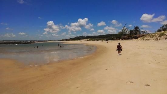 Guarairas Beach: Alucinante
