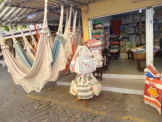 Artesanato Com Tecido Passo A Passo Gratuito ~ Vis u00e3o das lojas Picture of Mercado do Artesanato, Maceio TripAdvisor
