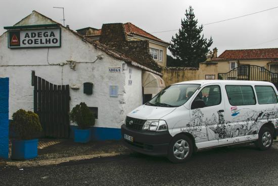 Lisbon Riders mobile