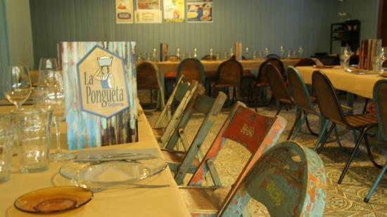 Comedor privado: fotografía de La Pongueta, Oviedo - TripAdvisor