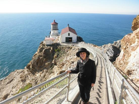 It 39 s a long walk down to lighthouse but worth it for Point reyes cabine