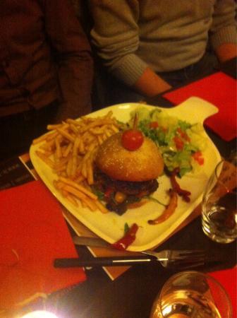 Humberger photo de le borsalino haguenau tripadvisor - Direct cuisine haguenau ...