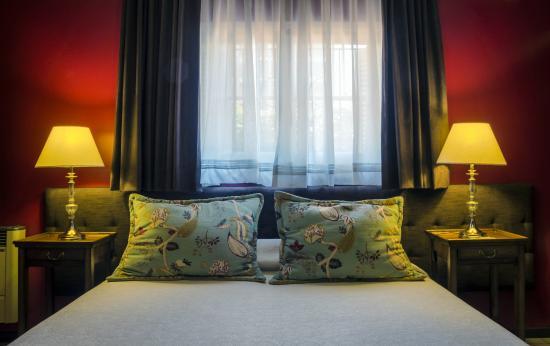 B&B Plaza Italia : Double room with ensuite bathroom