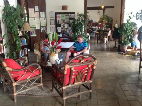 Garden Cafe Restaurant Granada Nicaragua