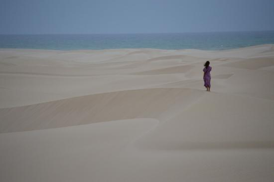 Socotra Island: Sand dunes for miles