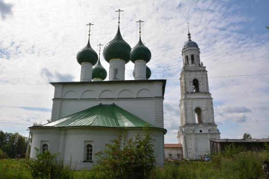 Poshekhonye, Ρωσία: Собор