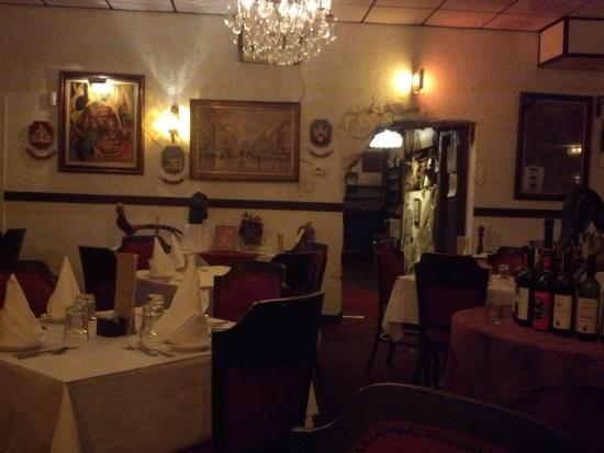 Old Town Serbian Gourmet House: interior3