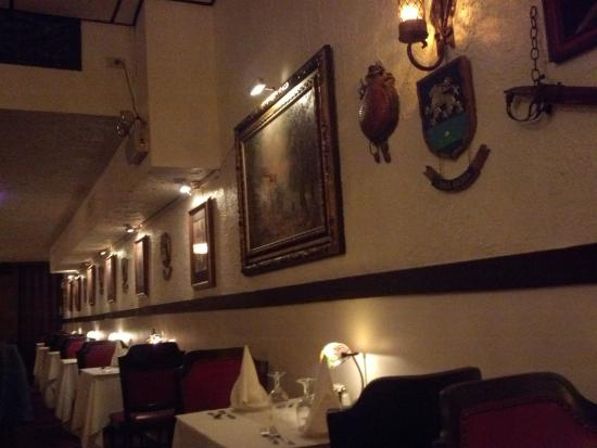 Old Town Serbian Gourmet House: interior 4