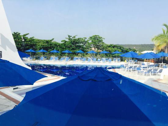 piscina sin cloro fotograf a de hotel almirante melgar