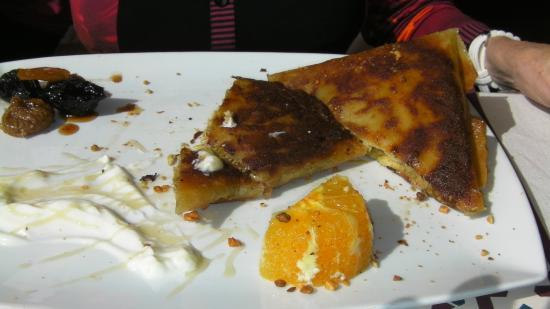 Cafe Restaurant Nomad: Pastilla de poulet