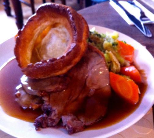 Tipperary Inn: Roast Lamb Sunday lunch