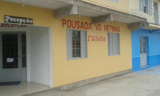 Arambare, RS: Frente