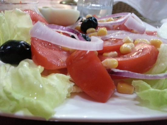 Dar-Tlidjene: Salade
