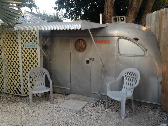 Airstream To Stay Picture Of Sunset Cove Beach Resort Key