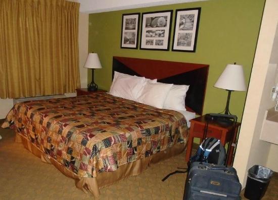 Econo Lodge Champaign Urbana – University Area: One bed