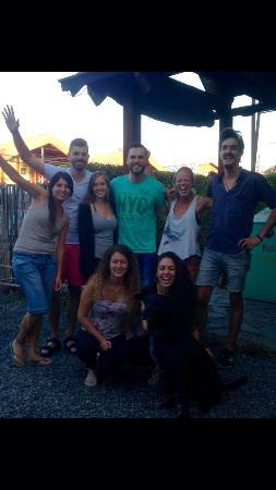 Hostal El Refugio: Best hostel with the best staff!