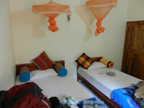 Nature Resort Tissamaharama: Zweibettzimmer 1. Stock
