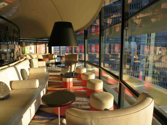 Polaris seating area picture of restaurant