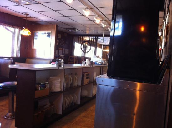 Algonac, MI: Single Stool Diner Bar