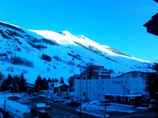 Brunerie Hotel : balcony view