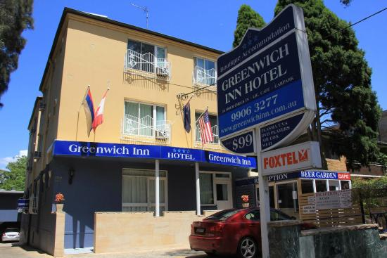 Greenwich Inn Motel St Leonards