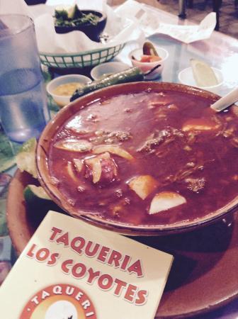Taqueria Los Coyotes