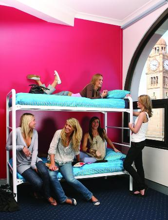 Wake Up! Sydney: Dorm Rooms