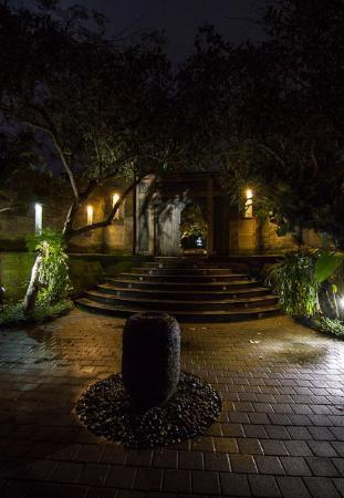 Pandawas Villas: Front Main Entrance