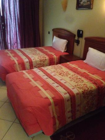 Hotel Amouday: Chambre 405