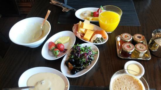 Park Hyatt Busan: Breakfast