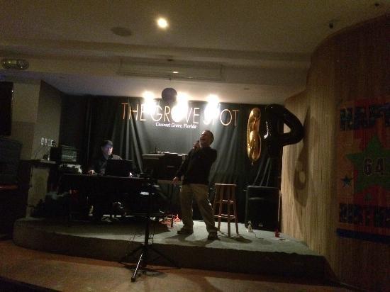 The Grove Spot: Karaoke