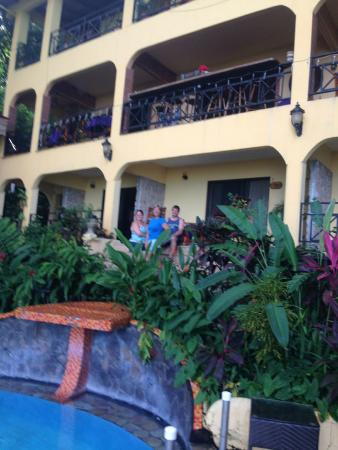 Mango Moon Villa : A wonderful happy hotel