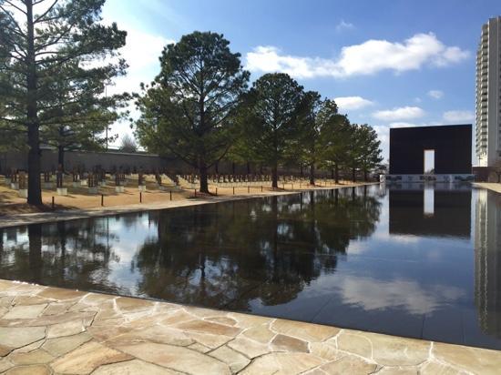 Oklahoma City National Memorial & Museum: Oklahoma City Memorial