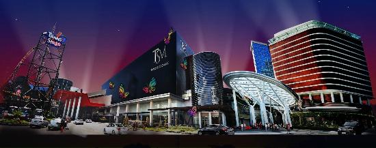 The Trans Luxury Hotel Bandung: Integrated Trans Studio Bandung Complex