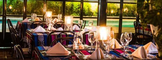 Hosteria Rancho de Carolina : Restaurant