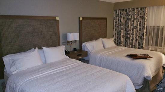 Hampton Inn & Suites Hershey Near The Park: Comfy