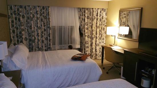 Hampton Inn & Suites Hershey Near The Park : Room