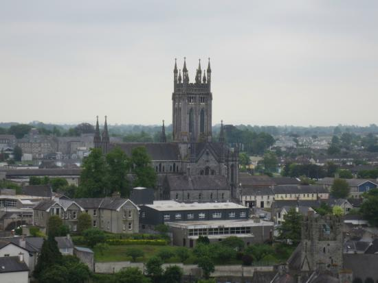 St. Canice's Cathedral & Round Tower : Wonderful view from the top