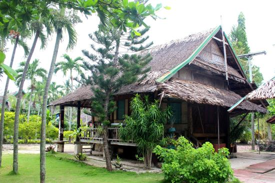 Badian Island, ฟิลิปปินส์: Manang Virgie's villa