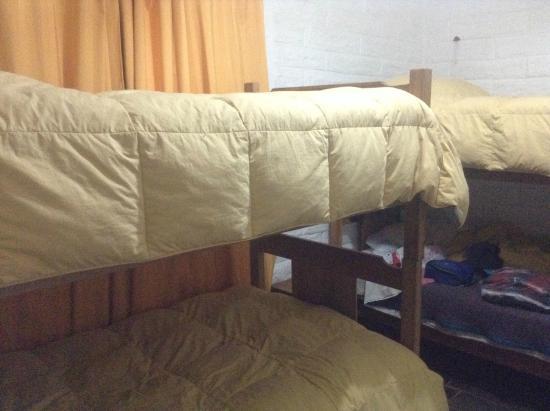 Hostal Sumaj Jallpa: 4 bunk bed room