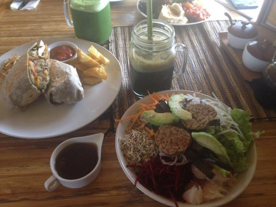 Earth Cafe & Market: Tasty and healthy
